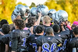 2015 Glenelg @ Long Reach JV Football
